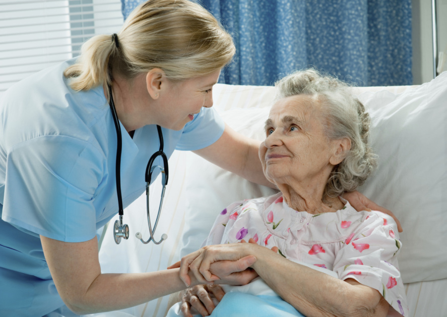 The Nursing Aide And The Older Adult